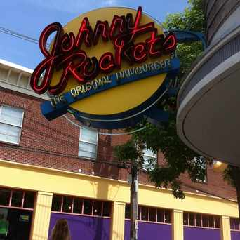 Photo of Johnny Rockets in College Hill, Providence