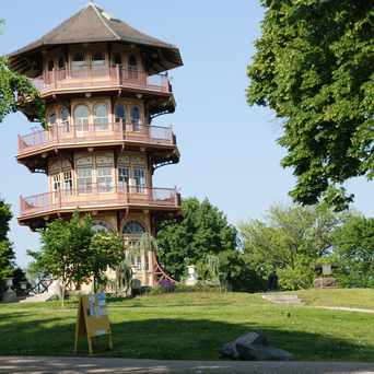 Photo of Chinese Pagoda. in Paterson