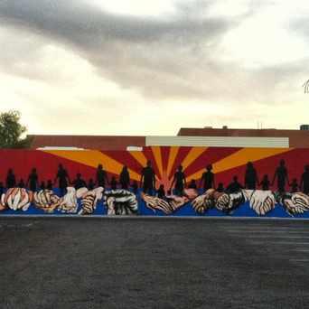 Photo of Mural in North Garden Grove, Mesa