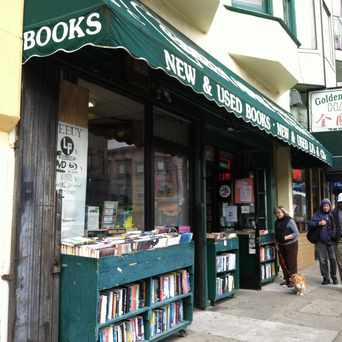 Photo of Green Apple Books in Inner Richmond, San Francisco