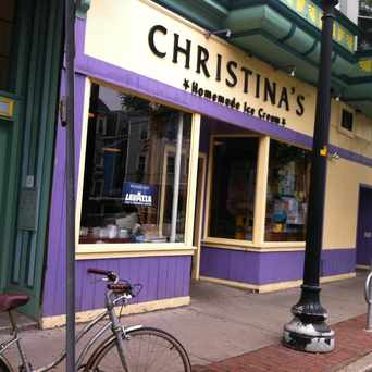 Photo of Christina's Homemade Ice Cream in Cambridge