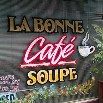 Photo of La Bonne Soupe Cafe in Downtown, Sacramento
