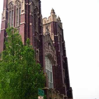 Photo of St Ignatius Loyola Jesuit Catholic Church in City Park West, Denver