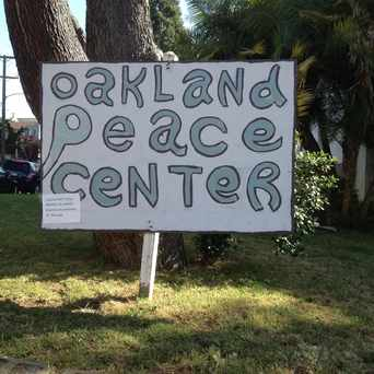 Photo of Oakland Peace Center in Harrison St-Oakland Ave, Oakland