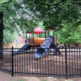Photo of Playground on Piedmont Street in Ashton Heights, Arlington