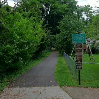 Photo of Bike Trail in Lyon Park in Lyon Park, Arlington