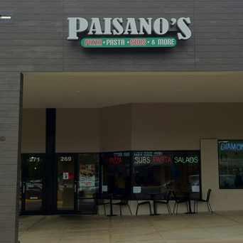 Photo of Paisano's Pizza in London Park Apartments, Alexandria