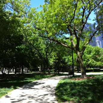 Photo of Dearborn Park in South Loop, Chicago