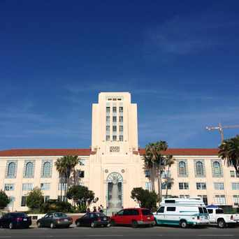 Photo of San Diego City and County Administration Building in Harborview, San Diego