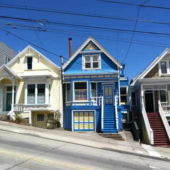 Photo of Castro St & 23rd St in Noe Valley, San Francisco