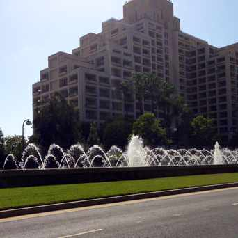 Photo of Century City Fountains in Westside, Los Angeles