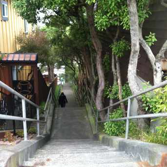 Photo of Stairway To Goldmine Drive in Diamond Heights, San Francisco