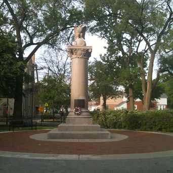 Photo of Monument Park in Edison Park, Chicago