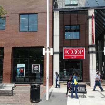 Photo of MIT Coop (Kendall Square) in Kendall Square, Cambridge