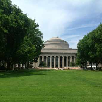 Photo of MIT in Cambridge