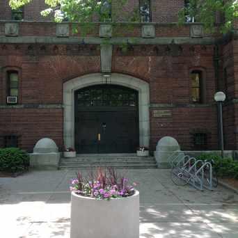 Photo of DuPont Center Gymnasium in MIT, Cambridge