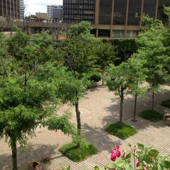 Photo of Arlington Gateway Park in North Rosslyn, Arlington