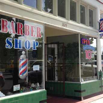 Photo of Violeta's Barber Shop in North Park, San Diego