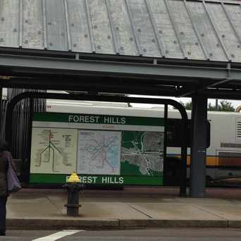 Photo of Forest Hills Bus Station in Jamaica Central - South Sumner, Boston