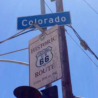 Photo of Colorado Blvd At Figueroa St in Eagle Rock, Los Angeles