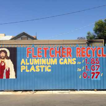 Photo of Fletcher Recycling in Glassell Park, Los Angeles