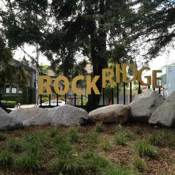 Photo of Rockridge in Rockridge, Oakland