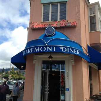 Photo of Claremont Diner in Rockridge, Oakland