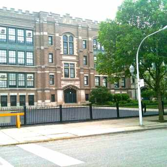 Photo of Beaubien Elementary School in Jefferson Park, Chicago