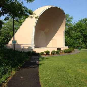Photo of Francis D Martini Memorial Shell in Readville, Boston