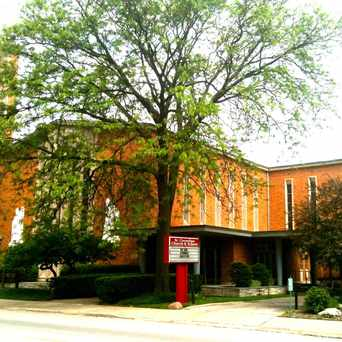 Photo of St Cornelius Church in Jefferson Park, Chicago
