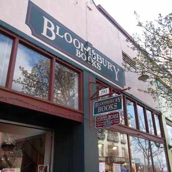Photo of Bloomsbury Books in Ashland
