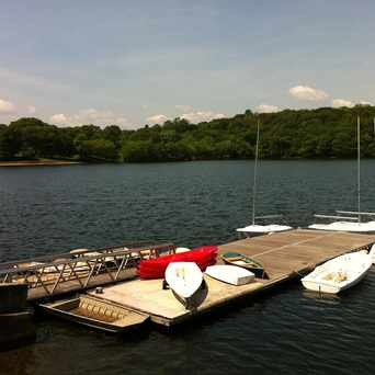Photo of Jamaica Pond Boat House in Jamaica Hills - Pond, Boston