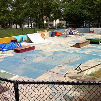 Photo of Southwest Corridor DIY SkatePark in Jamaica Central - South Sumner, Boston