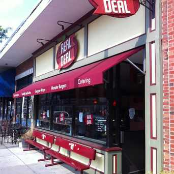 Photo of The Real Deal Deli in Boston