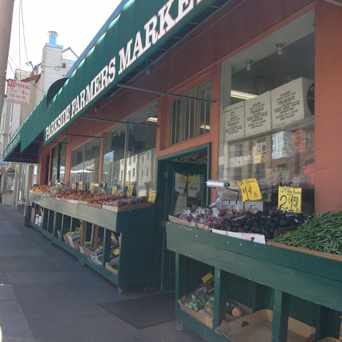 Photo of Parkside Farmer's Market in West Portal, San Francisco