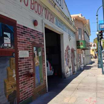 Photo of Beautiful Art on the Auto 280 Wall in Ingleside, San Francisco