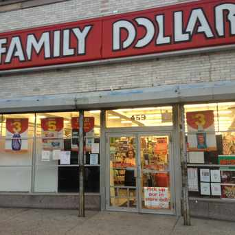 Photo of Family Dollar Store in D Street - West Broadway, Boston