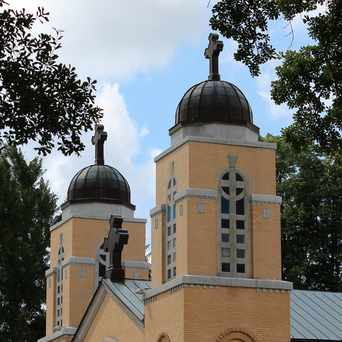 Photo of Holy Trinity Greek Orthodox Cathedral in Dilworth, Charlotte