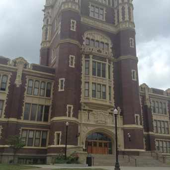Photo of Hughes Center High School in CUF, Cincinnati