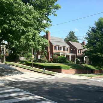 Photo of Neighborhood View on 14th Street in Colonial Village - Shepherd Park, Washington D.C.