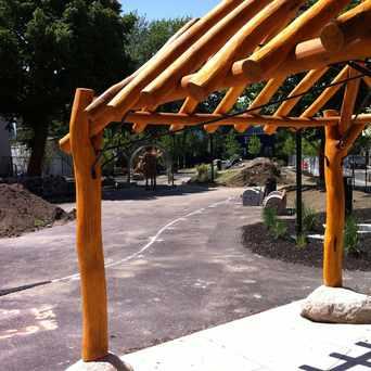 Photo of Alberico Park in Cambridgeport, Cambridge