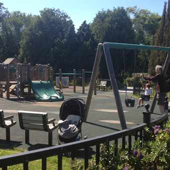 Photo of Rossi Playground in Lone Mountain, San Francisco