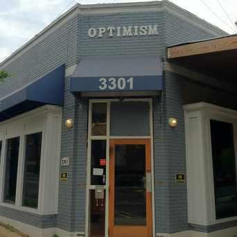 Photo of Optimism in Brookland, Washington D.C.