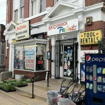 Photo of Brookland True Value Hardware in Brookland, Washington D.C.
