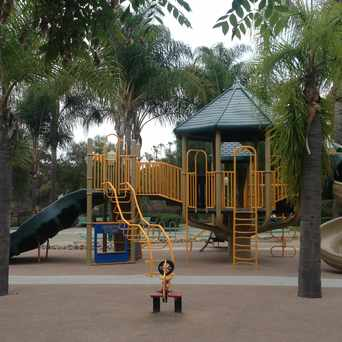 Photo of Old Trolley Barn Park in University Heights, San Diego