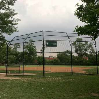 Photo of Stoddert Playground in Glover Park, Washington D.C.