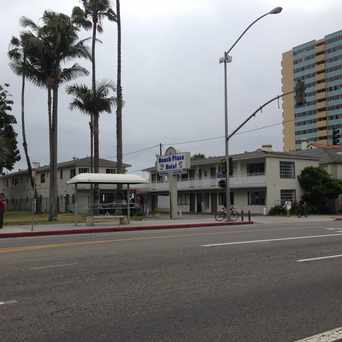 Photo of Beach Plaza Hotel in Bixby Park, Long Beach
