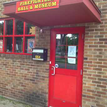 Photo of Bill & Bonnie Daniels' Firefighters Hall & Museum in Holland, Minneapolis