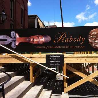 Photo of Peabody Museum of Archaeology & Ethnology in Aggasiz - Harvard University, Cambridge