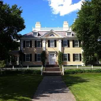 Photo of Longfellow House-Washington's Headquarters National Historic Site in West Cambridge, Cambridge